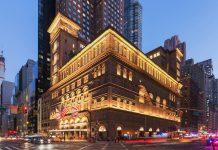 Carnegie Hall. Una dintre cele mai faimoase sali de concert din lume
