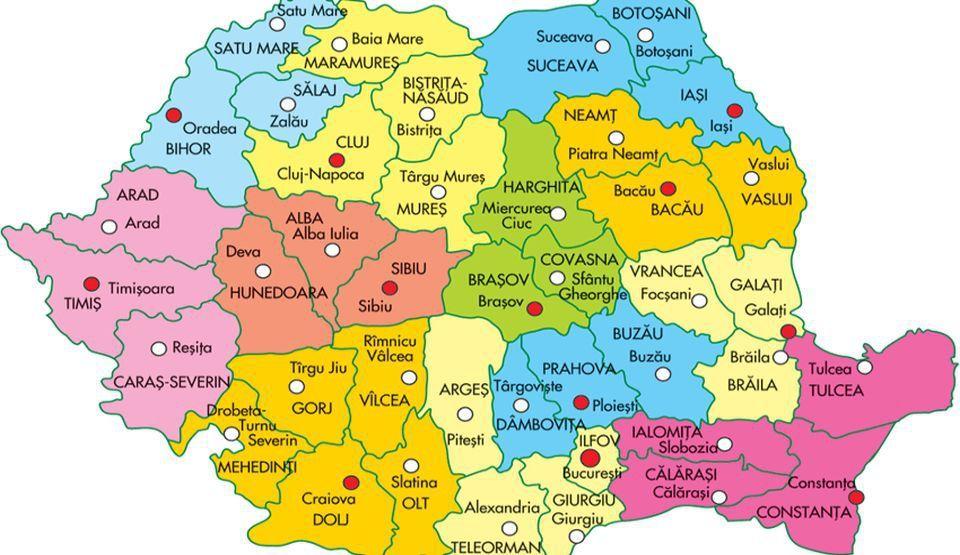 Scurt Istoric Al Judetelor Din Romania De Unde Vin Numele Lor
